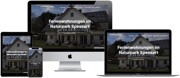 Bild der Seite www.ferienwohnungen-naturpark-spessart.de